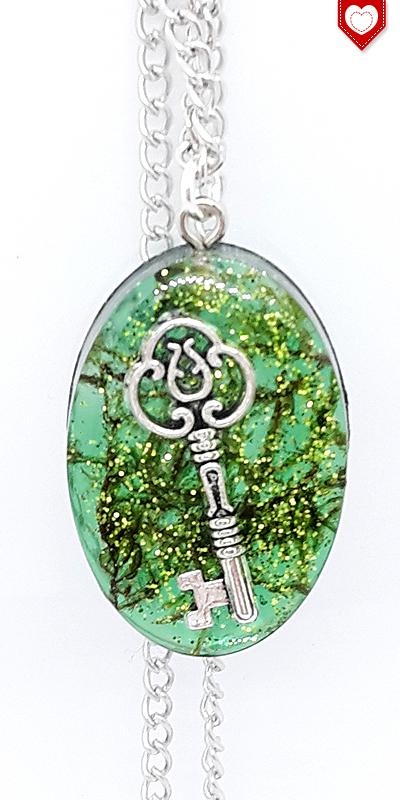 Schlüssel im Zaubermoos