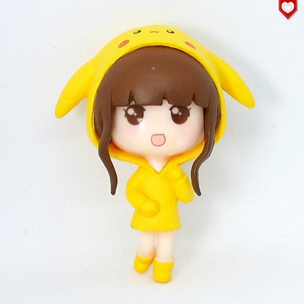 Mädchen Picachu Japan Kawaii Romantische Figuren