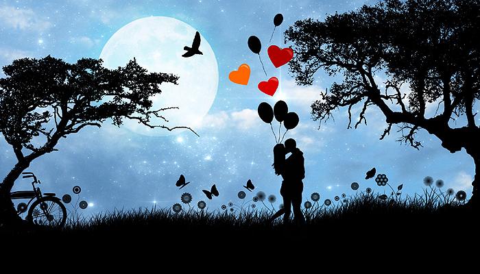 Valentinstag amanosa