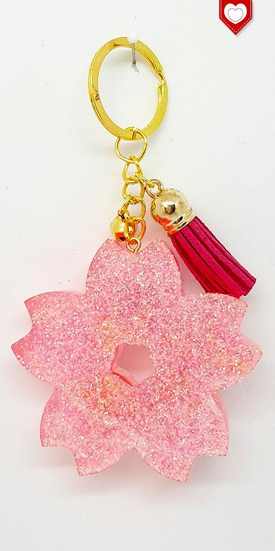 Anhänger Kirschblüte Sakura Glück Quaste Beere 01