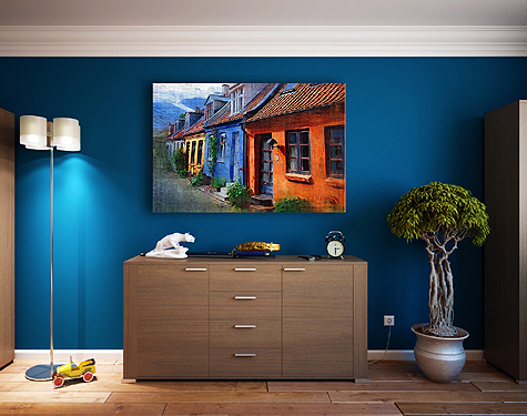 Wandgestaltung Amanosa 1