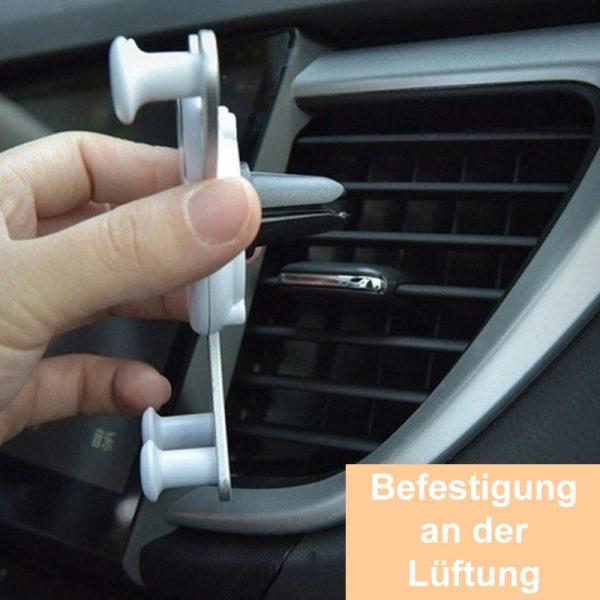 Auto Handyhalterung Handyhalter für Lüftung 4