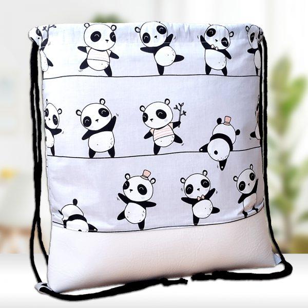 Sportbeutel Panda