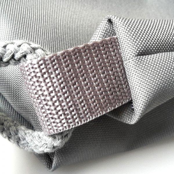 Stoffbeutel Tasche Reissverschluss Kaleidoskop 6