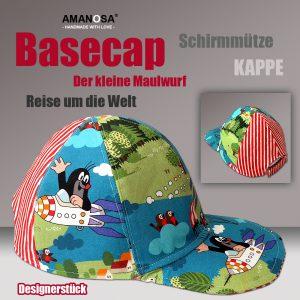 Basecap Schirmmütze Kleiner Maulwurf 1