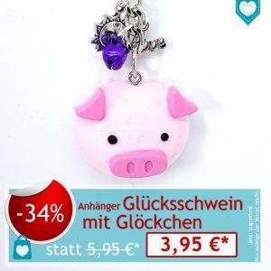 Angebot Glücksschwein AMANOSA