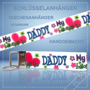 Schlüsselanhänger Taschenanhänger Vatertag