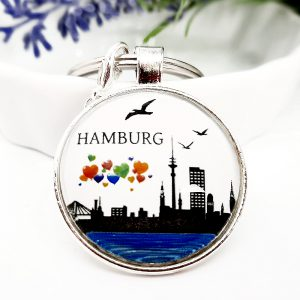 Schlüsselanhänger Hamburg 5