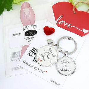 Schlüsselanhänger Personalisiert Tolle Oma Geschenk 03