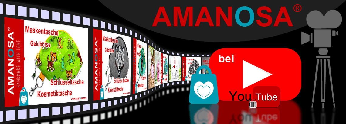AMANOSA bei Youtube